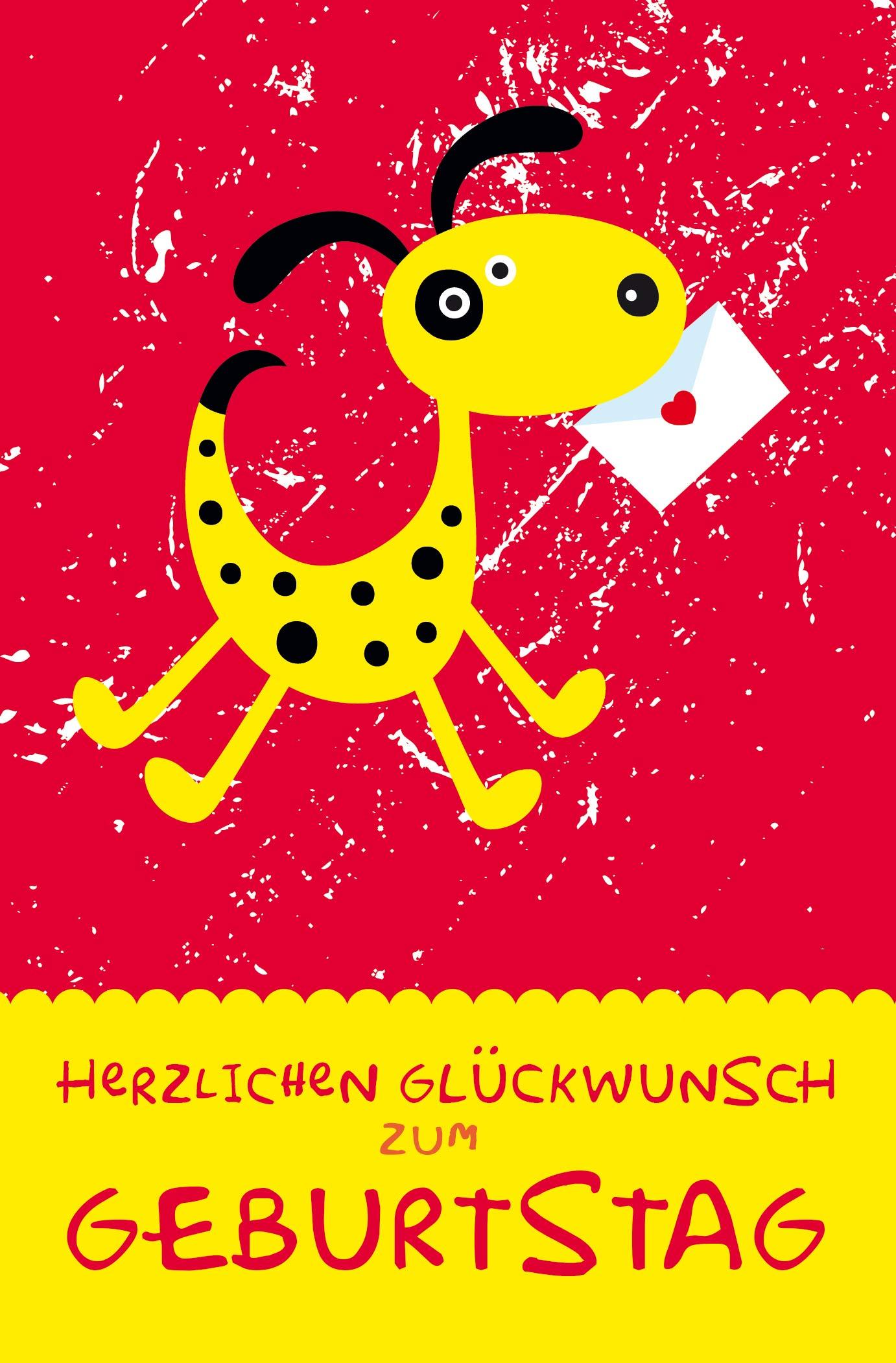 Kindergeburtstag Grußkarten Luma Kartenedition Schöne