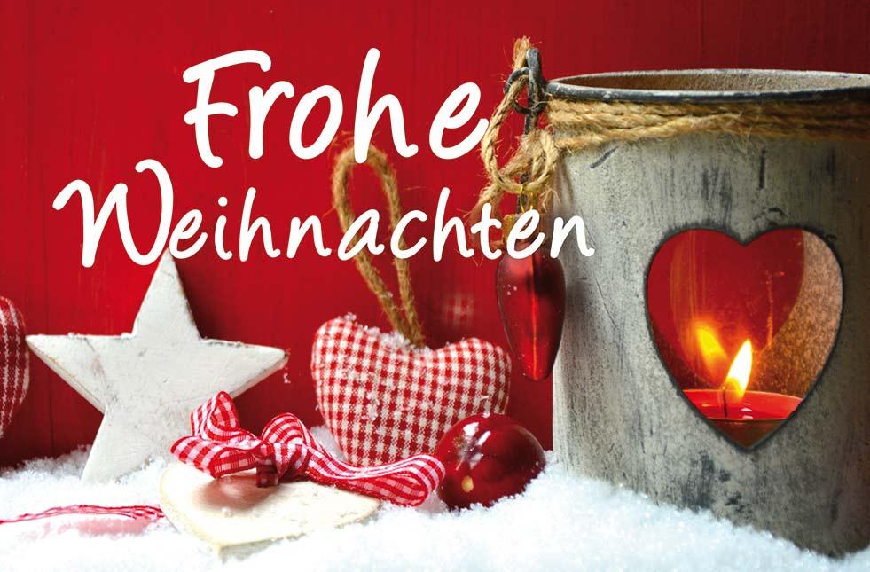 Frohe Weihnachten Herz.Weihnachten Grußkarten Luma Kartenedition Schöne Grußkarten Für