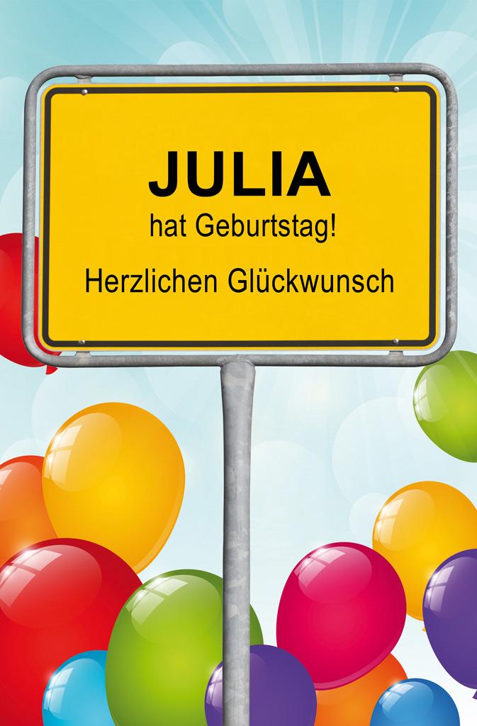 Geburtstag Vornamen Grusskarten Luma Kartenedition Schone